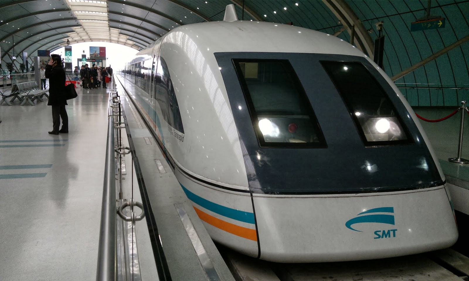 maglev trains produce more speed due to no friction between surfaces Abstract this review highlights the differences between the aerodynamics of high-speed trains and other types of transportation vehicles the emphasis is on modern, high-speed trains, including magnetic levitation (maglev) trains.