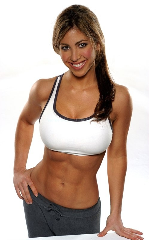Better Life Female Fitness Model Diet Tips
