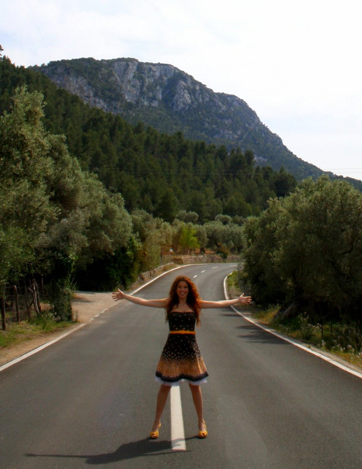 carretera deia mallorca