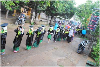 Foto Kirap Wisuda TPQ