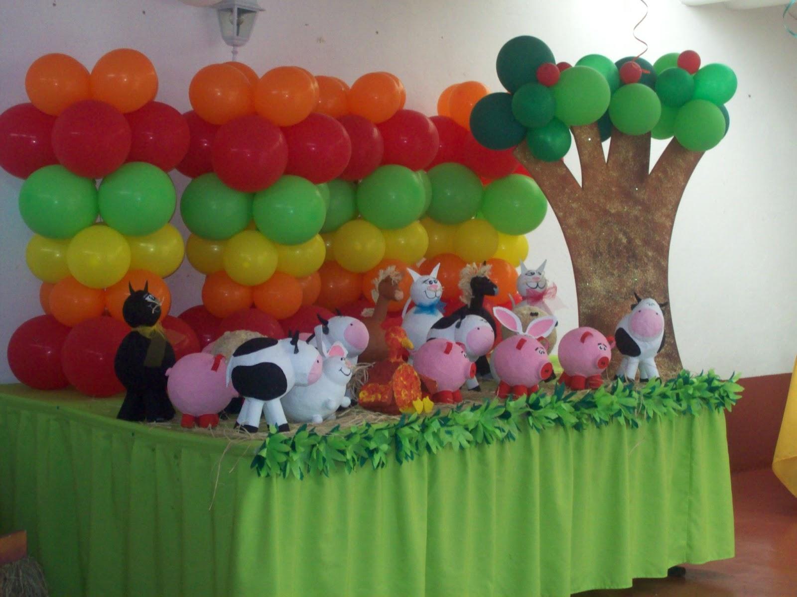 Decoracion Infantil De Granja ~ s?bado, 25 de agosto de 2012