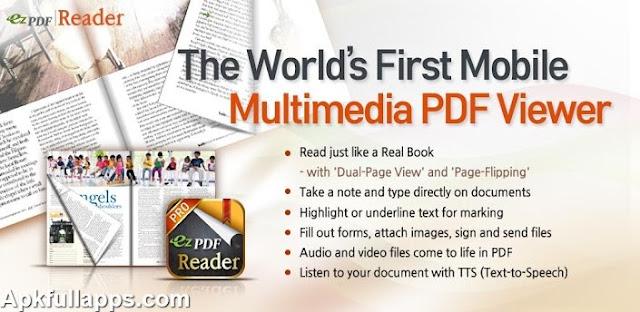 ezPDF Reader Multimedia PDF v2.1.0.0