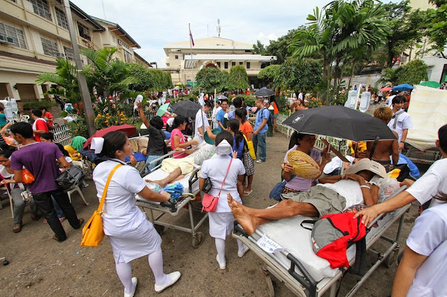 How to donate Bohol, Cebu earthquake victims
