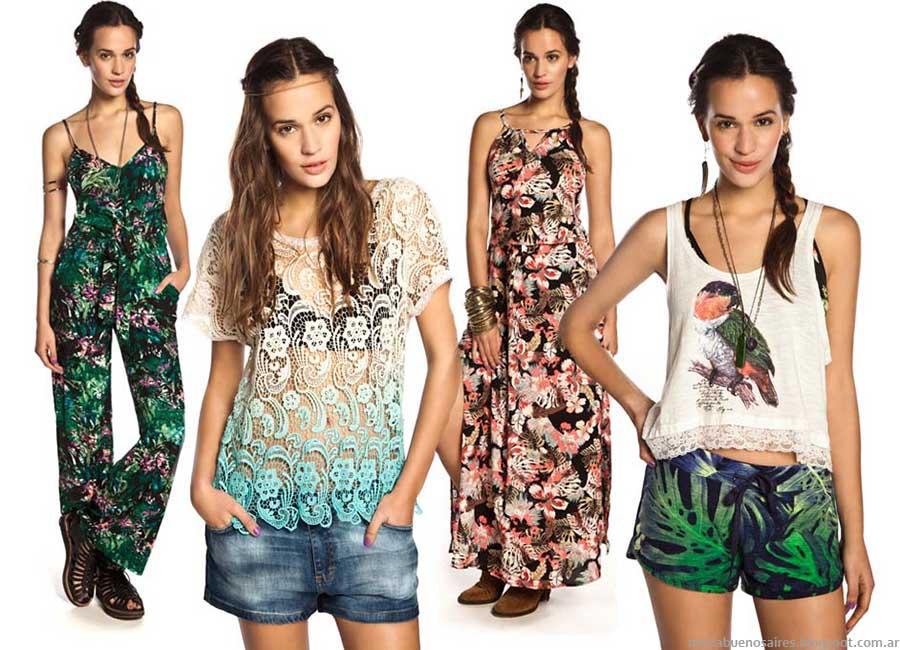 Try Me primavera verano 2015. Moda urbana y juvenil primavera verano 2015.