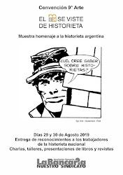 CONVENCIÓN 9° Arte el MEC se viste de Historieta