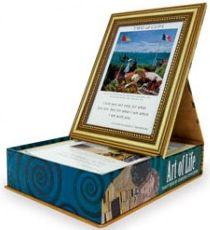 ไพ่ทาโรต์ ไพ่ศิลปะแห่งชีวิต Art of Life Tarot Box แท่นวางไพ่ กล่องใส่ไพ่ Frame กรอบรูปภาพ
