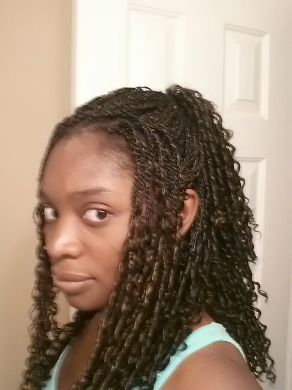 Crochet Pre Braided Hair with Braids