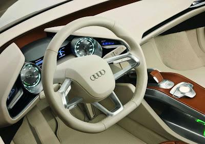 Audi R8 E-Tron Photo