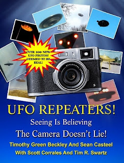 ufo repeaters, seeing is believing, alien book, et book, ufo book