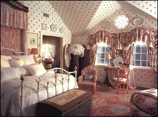Decorating theme bedrooms maries manor victorian decorating ideas vintage decorating - Vintage looking home decor gallery ...