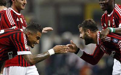 AC Milan 4 - 1 Parma (2)
