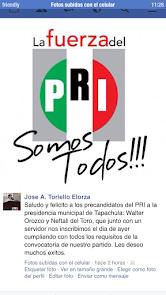 PEPE TORIELLO PARA PRESIDENTE MUNICIPAL DE TAPACHULA