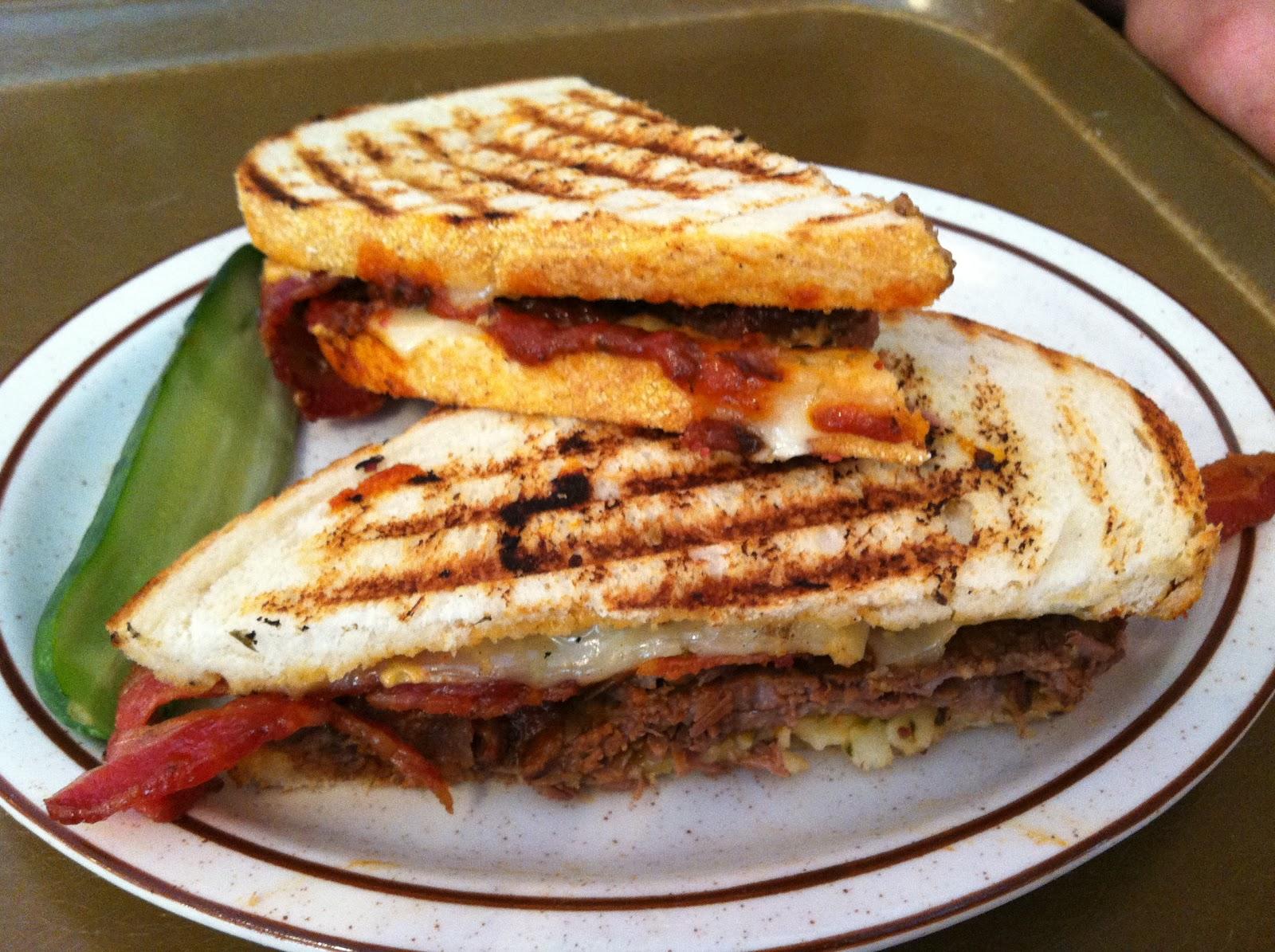 Pot Roast Sandwich Recipe — Dishmaps