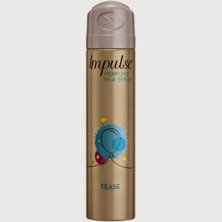 Impulse Deodorant Fragrances