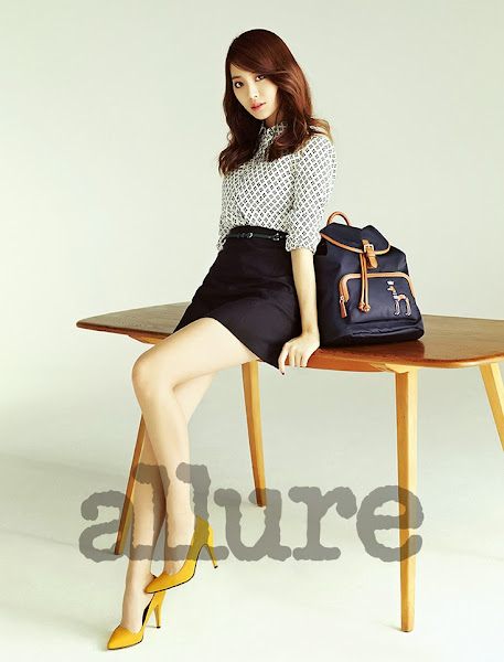 Girls Day Yura Hazzys Allure