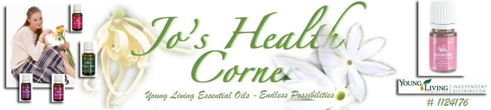 Jo&#39;s Health Corner