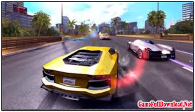Asphalt 7 Heat for Windows 8 - Racing game for pc