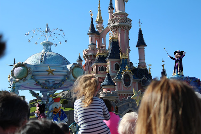 disneyland paris, parata