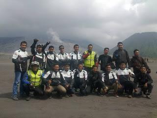 Galery Kopdar Komunitas CB150R Surabaya