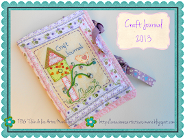 Craft journal 2013 con Marie