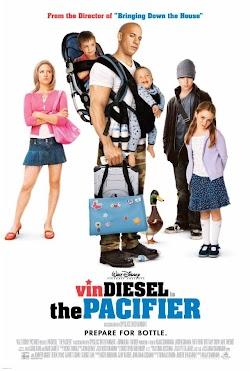 Vệ Sĩ Bất Đắc Dĩ - The Pacifier (2005) Poster