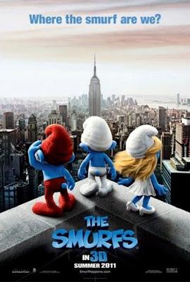 The Smurfs 3D (2011)