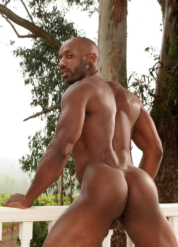 two interracial guys share girl anal nude