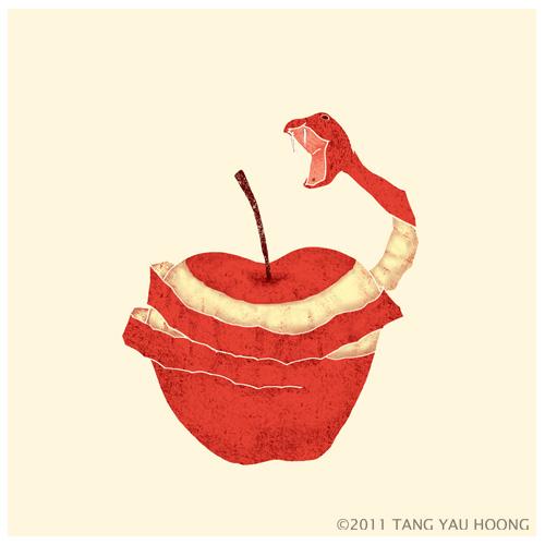 Menikmati Ilusi dari Karya-Karya Tang You Hoong