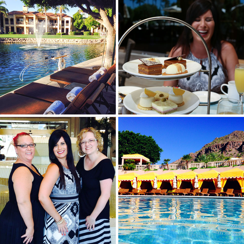 Weekend Getaway in Scottsdale, AZ - Staycation in the Valley of the Sun