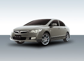 Honda Civic 8th Generation