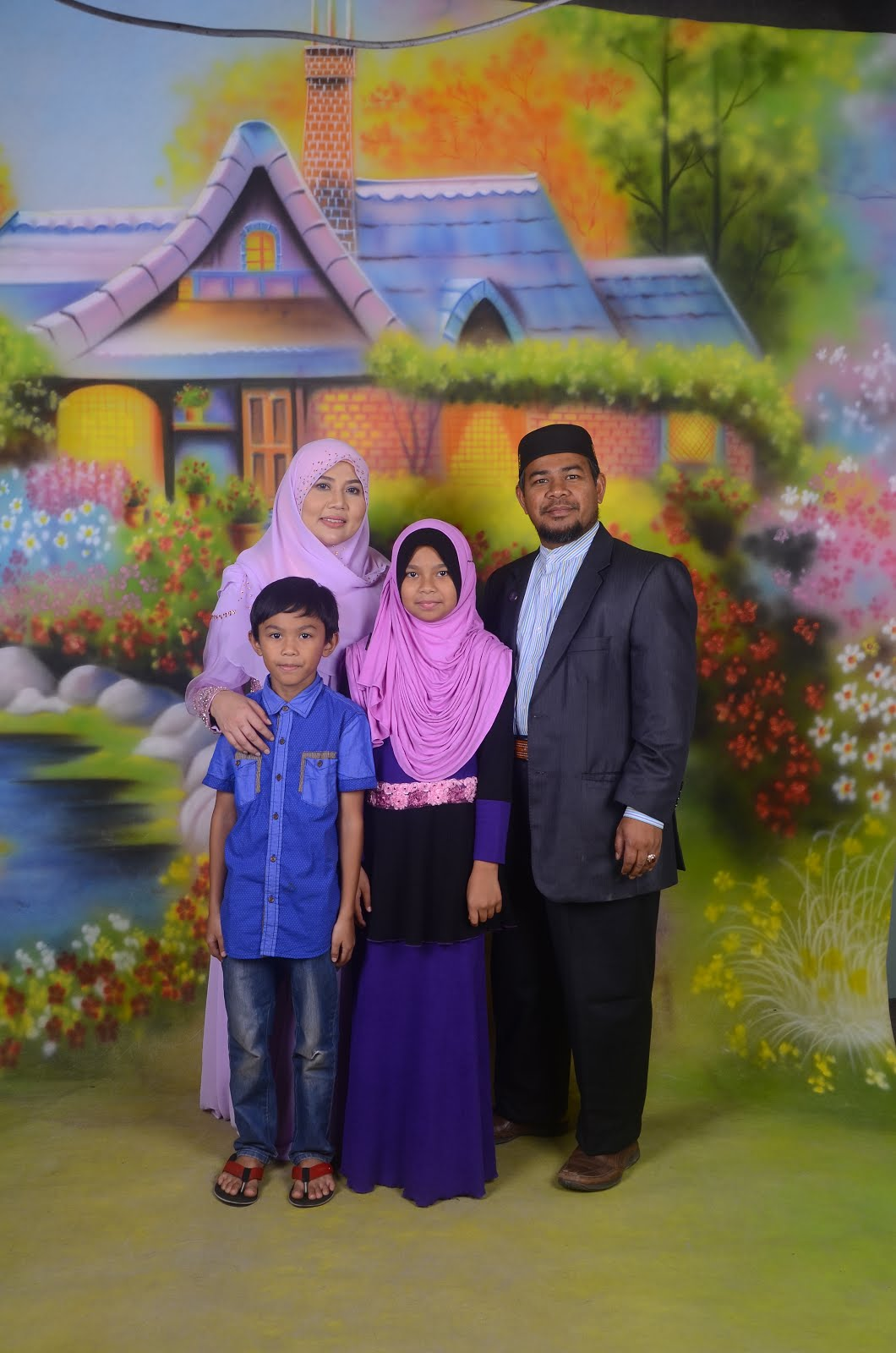 Dato' Dr Khairuddin & Datin Norhayati