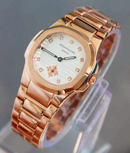 Patek Philippe Snow rose gold