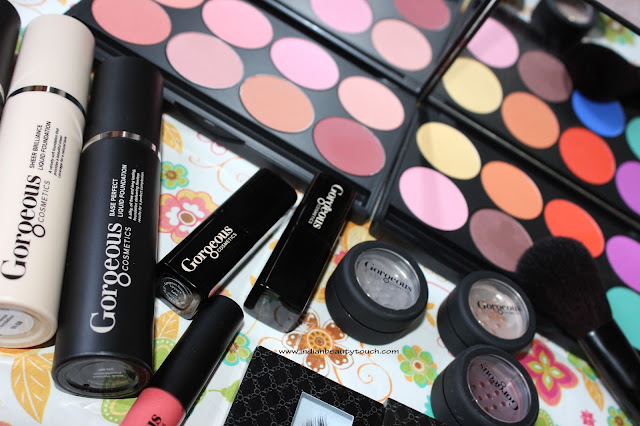 Gorgeous Cosmetics India