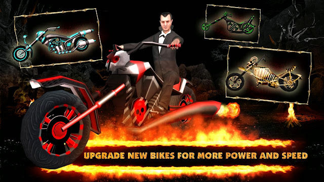 Ghost Ride 3D apk and mod hacked