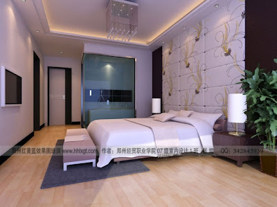 Modern Bedroom Design Picture