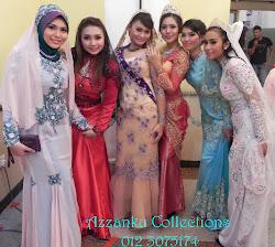 Fesyen Show Busana Pengantin di Medan Mara K.L