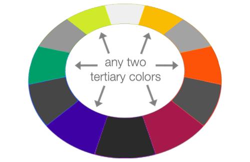Belladonna art 101 Best two color combinations