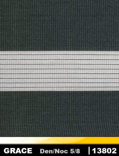 Rulouri textile duble Day & Night Grace 13802