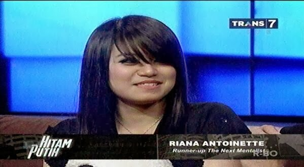 foto foto riana the next mentalist