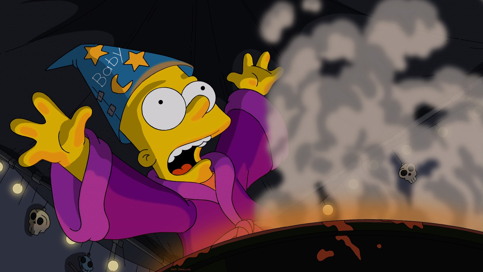 The Simpsons - Episode 25.19 - What to Expect When Bart's Expecting - Promotional Photos