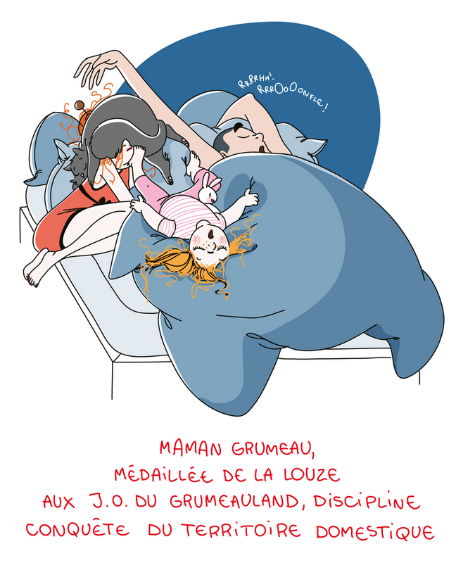 Le blog avril 2012 - Dessin chat humour ...
