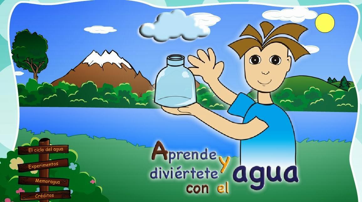 juego aprende y divirtete con el agua mxico
