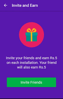 loqation app invite and earn offer