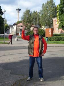Kuntavaaliehdokas Tampere Seppo Lehto Suomi suomalaisille