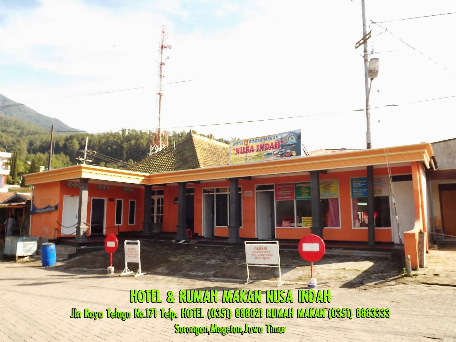 Image result for hotel nusa indah sarangan
