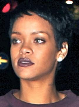 Did chris brown tattoo rihanna 39 s face on his neck this for Chris brown neck tattoo rihanna face