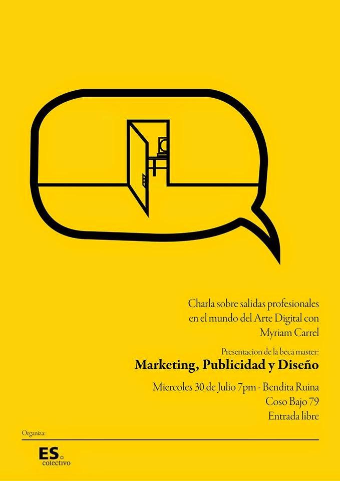 Máster Marketing Publicidad y Diseño de NETT FORMACION