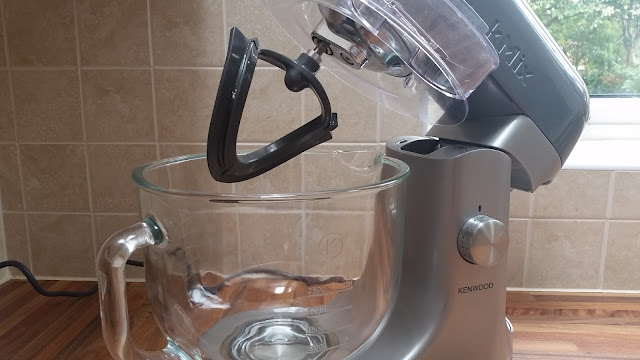 Kenwood kMix stand mixer review - my general life, vegan recipe
