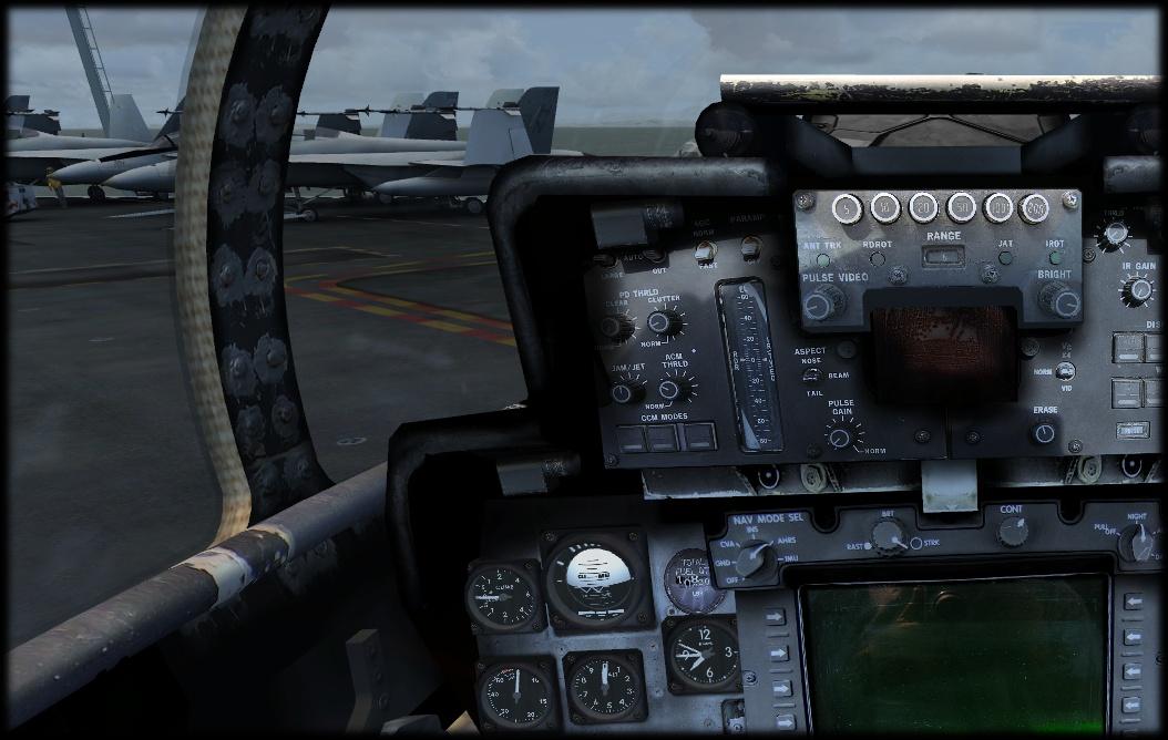 F 14d Cockpit Go Back > Galle...