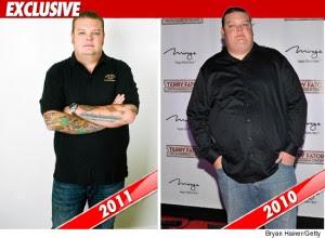 Big Hoss Pawn Stars Weight Loss